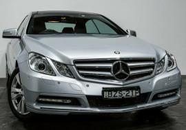 Mercedes-Benz E250 CDI BlueEFFICIENCY Elegance C207