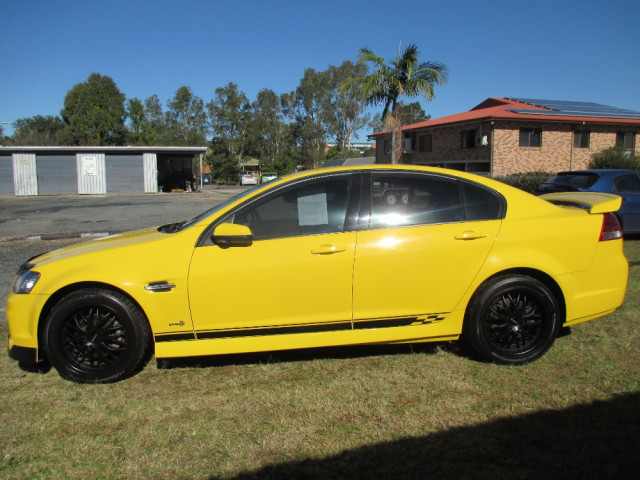 2011 Holden Commodore VE II SV6 Sedan