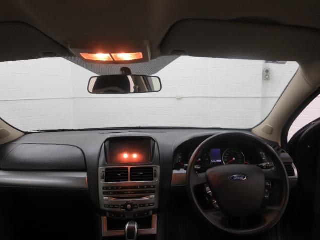 2012 Ford Falcon FG MkII Turbo G6 EcoBoost Sedan