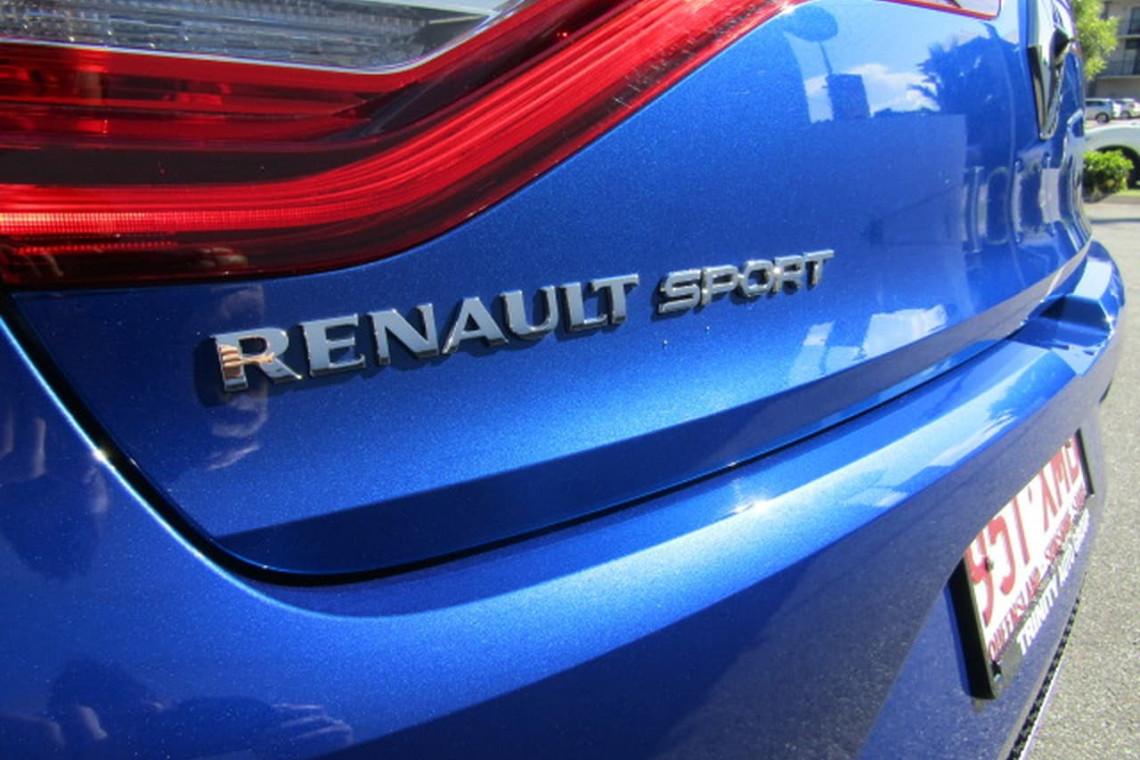 2016 MY17 Renault Megane Hatch BFB GT Hatchback