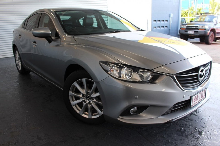 2013 mazda 6 touring for sale in cairns trinity ford. Black Bedroom Furniture Sets. Home Design Ideas