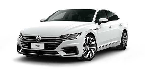 2017 MY18 Volkswagen Arteon 3H R-Line