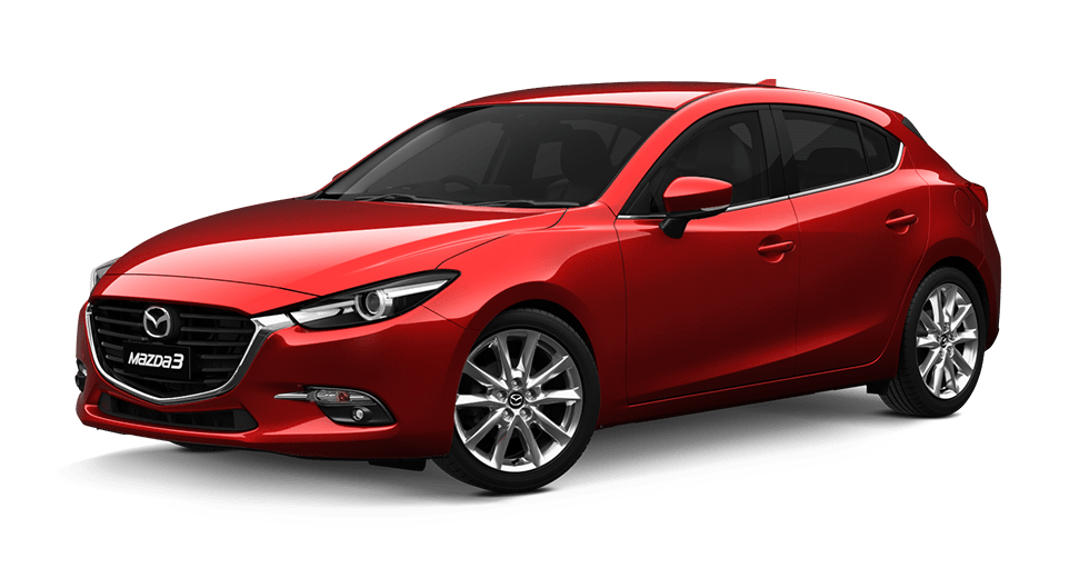 MAZDA 3 Range | Sedan and Hatch