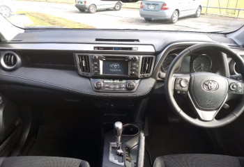 2017 MY Toyota RAV4 40 Series GXL Petrol 2WD Wagon