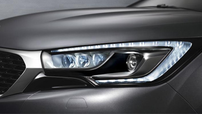 DS4 Crossback DS LED Vision