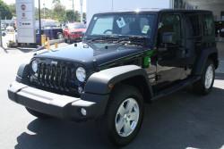 Jeep Wrangler Unlimited Sport JK