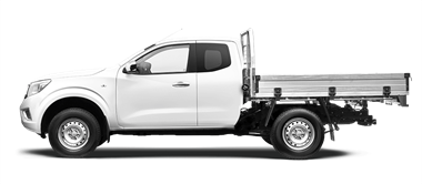 Navara - RX 4X2 King Cab Chassis Manual