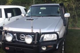 Nissan Patrol ST GU 7