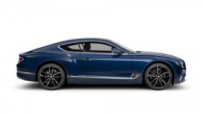 New Bentley New Continental