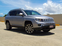 Jeep Compass LIMITED MK MY14