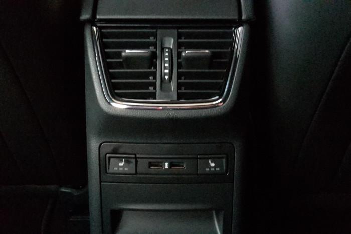 2017 MY18 Skoda Octavia NE RS Sedan Liftback