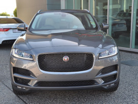 Jaguar F-PACE Prestige F PACE