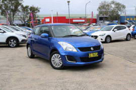 Suzuki Swift GL FZ MY14