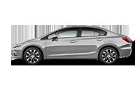 New Honda Civic Sedan Series II