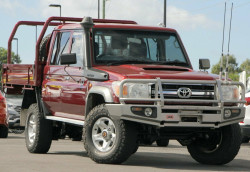 Toyota Landcruiser GXL Double Cab VDJ79R MY13