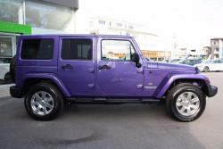 Jeep Wrangler Overland JK
