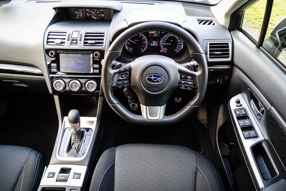 2016 MY17 Subaru Levorg V1 GT Wagon