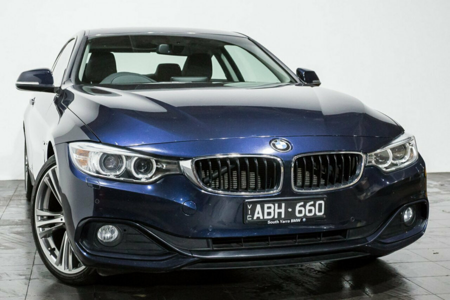 2014 Bmw 420d F32 Sport Line Coupe For Sale In Sydney