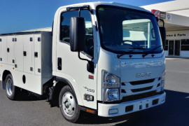 Isuzu 2017 Isuzu NLR 45 150  SWB Servicepack