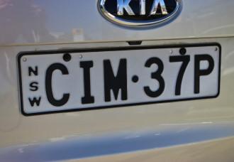 2011 MY12 Kia Optima TF Si Sedan