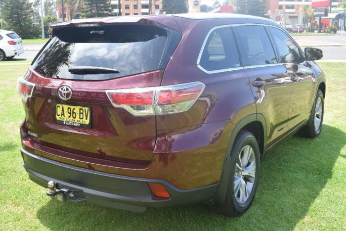 2014 Toyota Kluger GSU50R GXL Wagon