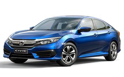Civic Sedan Exterior design