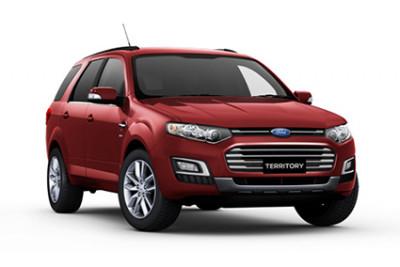 Ford Territory TS AWD SZ II