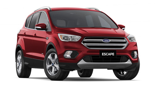 2017 Ford Escape Trend FWD Wagon