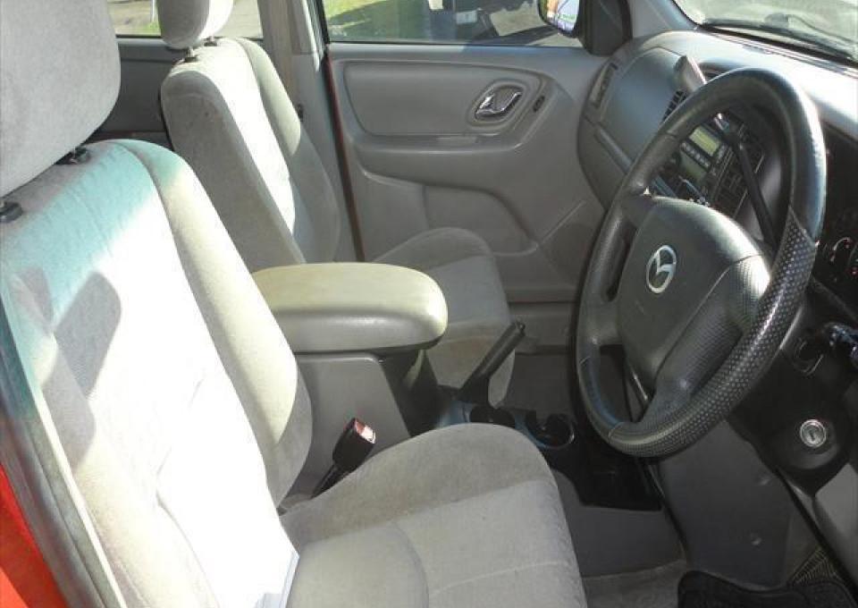 2002 Mazda Tribute Limited Wagon