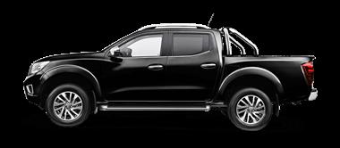 ST-X 4X4 DUAL CAB AUTO (CLOTH/NO SUNROOF)