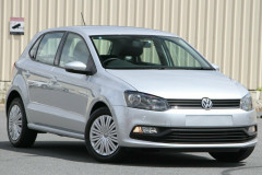 Volkswagen Polo Trendline DSG 6R MY14