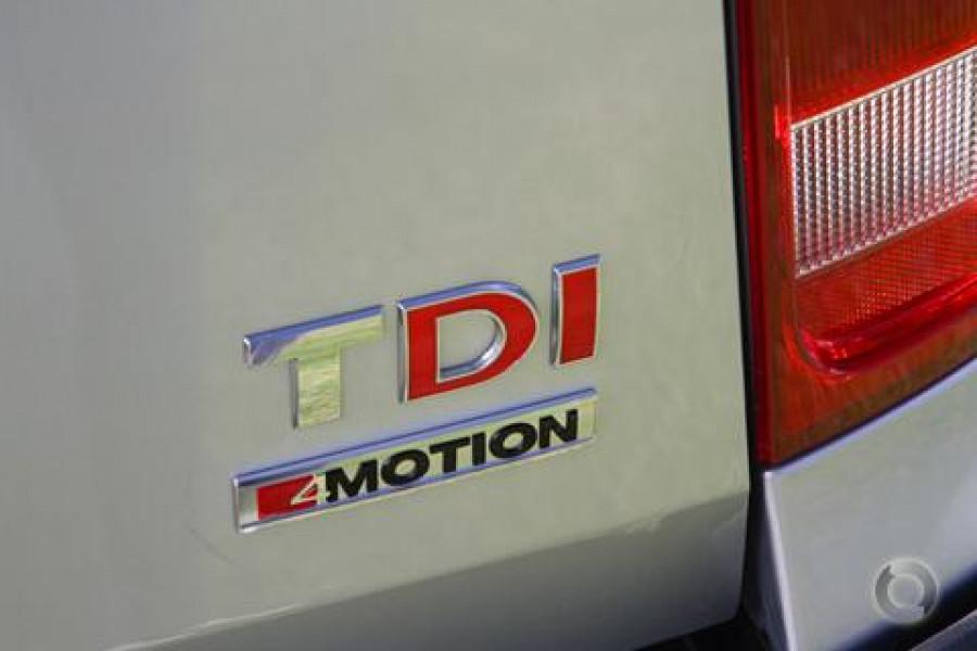 2017 Volkswagen Amarok 2H Core Dual Cab 4x4 Utility - dual cab