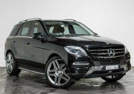 Mercedes-Benz ML250 BlueTEC 7G-Tronic + W166