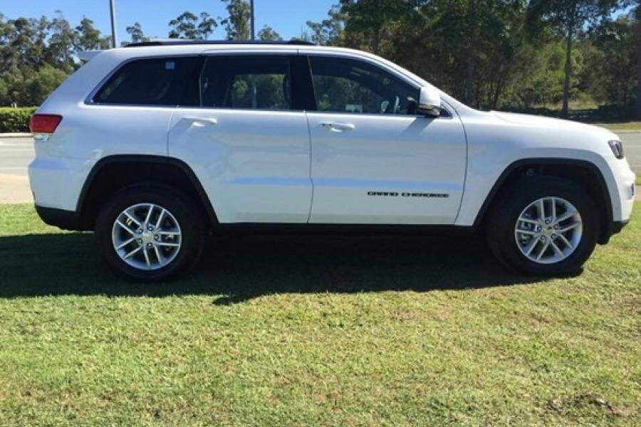 2017 Jeep Grand Cherokee WK Laredo 4x4 Wagon