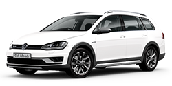 New Volkswagen Golf Alltrack