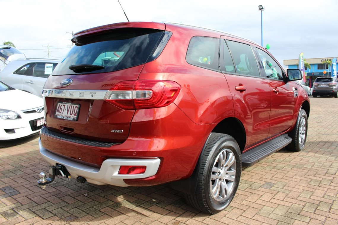 2015 Ford Everest UA TREND Wagon for sale in Cairns - Trinity Renault