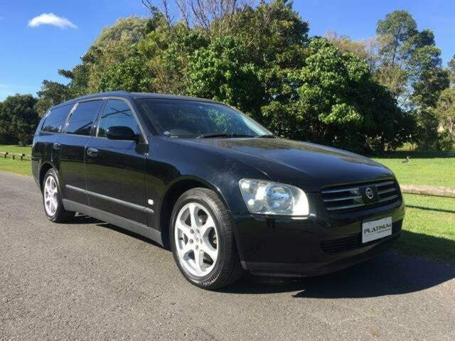 2004 Nissan Stagea NM35 250T RS FOUR Wagon
