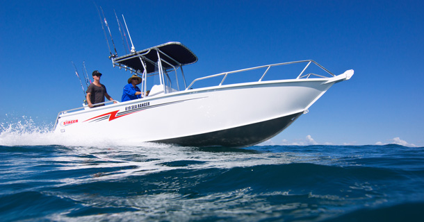 619 Sea Ranger Features