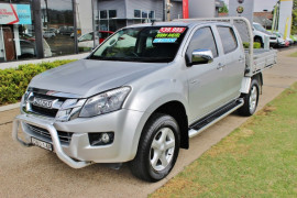 Isuzu Ute D-MAX LS-U - High Ride