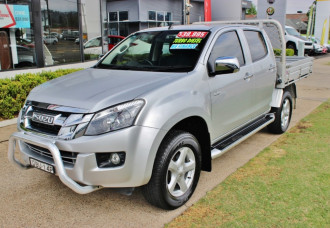 Isuzu Ute D-MAX LS-U - High Ride  LS-U High
