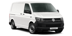 New Volkswagen Transporter
