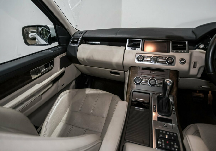 2012 MY Land Rover Range Rover Sport L320 12MY SDV6 CommandShift Luxury Wagon