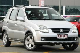 Holden Cruze YG 2