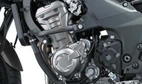 2016 Versys 1000 Exciting Engine