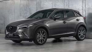 CX-3 Shaped by motion