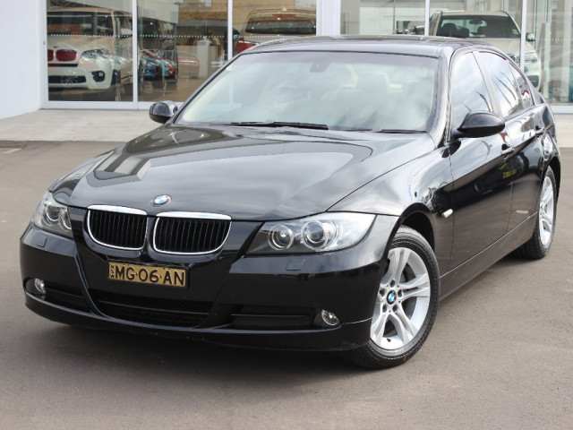 used 2007 bmw 320i e90 sedan for sale in tamworth jt fossey cars trucks. Black Bedroom Furniture Sets. Home Design Ideas