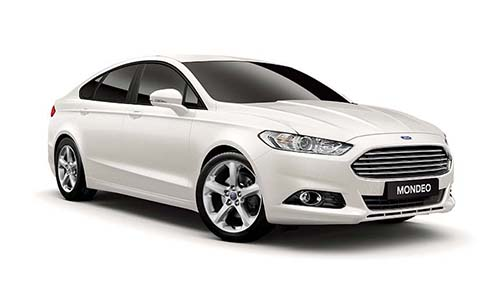 2017 MY17.5 Ford Mondeo MD Trend Hatch Hatchback