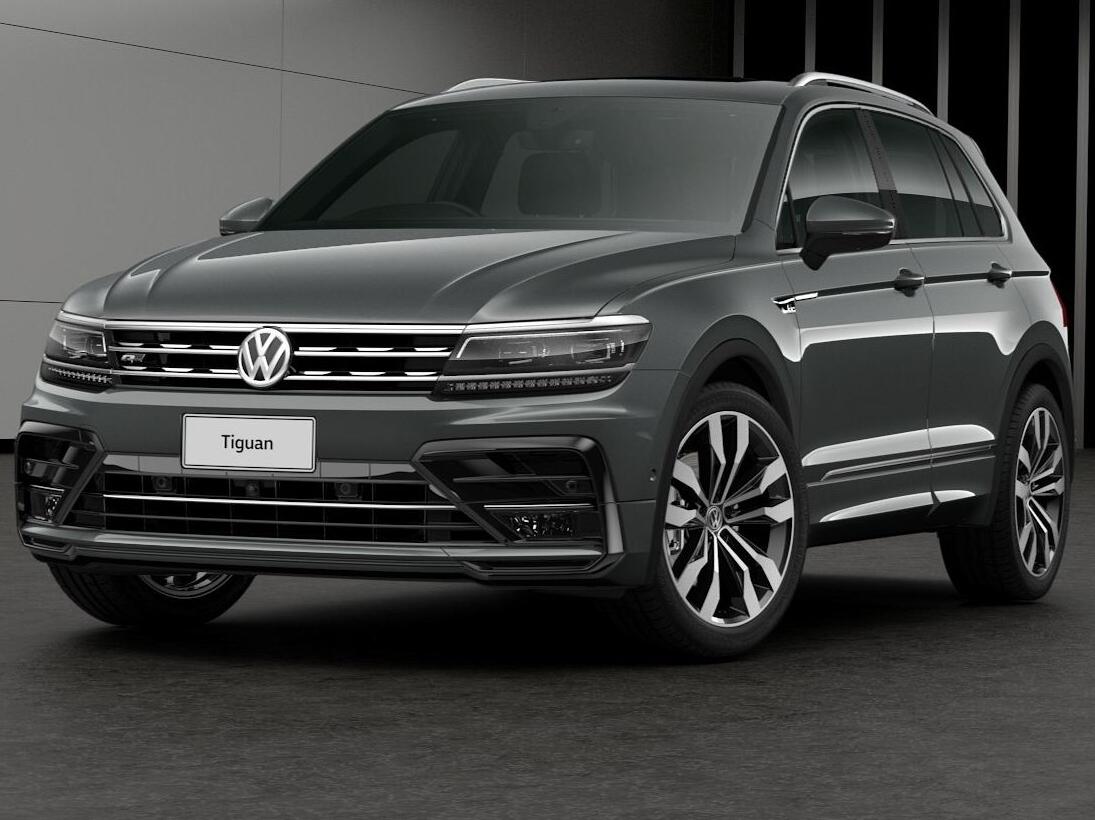 2017 MY18 Volkswagen Tiguan 5N Highline Suv