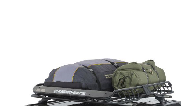 Rhino-Rack Roof mount cargo basket - large