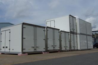 6 Pallet Truck Body